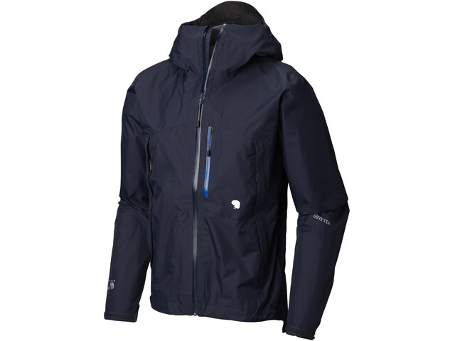 Mountain Hardwear Exposure/2 Gore-Tex Paclite Jacket Herren dark zinc